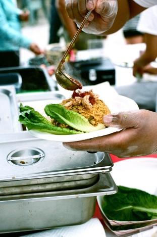 Arroz con Pollo de ¡Que Bacano! Sabor Colombiano