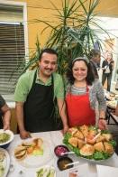 Meliton Martinez and Maria Ordonez, owners of Bekal